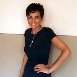"""Maria Spocchia <br /><span class=""""arancio"""">講師</span>"""